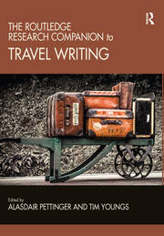 The Routledge Research Companion to Travel Writing - 1st Edition book cover