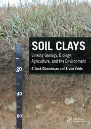 Soil Clays - 1st Edition book cover