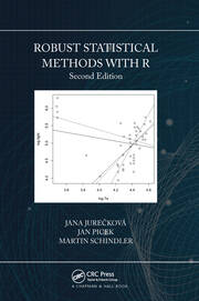 Robust Statistical Methods with R, Second Edition - 2nd Edition book cover
