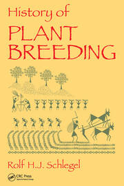 History of Plant Breeding - 1st Edition book cover