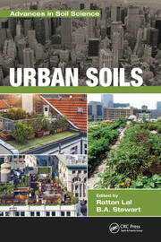 Urban Soils - 1st Edition book cover