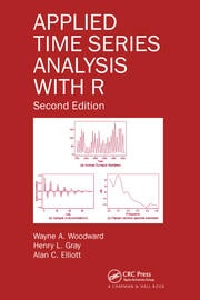 Applied Time Series Analysis with R - 2nd Edition book cover