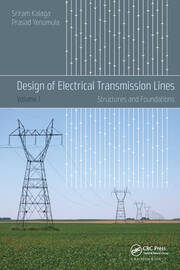 Design of Electrical Transmission Lines - 1st Edition book cover