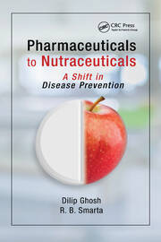 Pharmaceuticals to Nutraceuticals - 1st Edition book cover