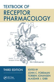 Textbook of Receptor Pharmacology - 3rd Edition book cover