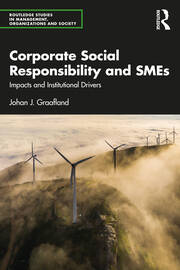 Corporate Social Responsibility and SMEs - 1st Edition book cover