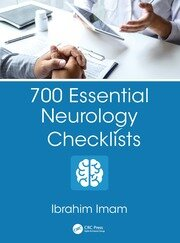700 Essential Neurology Checklists - 1st Edition book cover