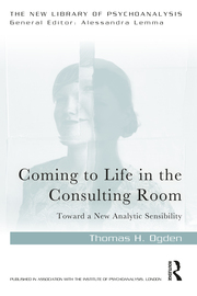 Coming to Life in the Consulting Room - 1st Edition book cover