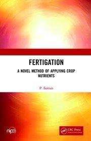 Fertigation - 1st Edition book cover