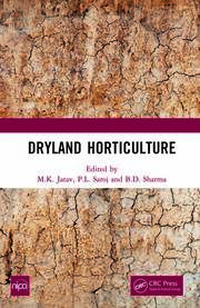 Dryland Horticulture - 1st Edition book cover