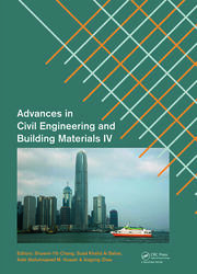 Advances in Civil Engineering and Building Materials IV: Selected papers from the 2014 4th International Conference on Civil Engineering and Building Materials (CEBM 2014), 15-16 November 2014, Hong Kong