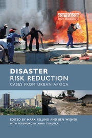 Disaster Risk Reduction - 1st Edition book cover