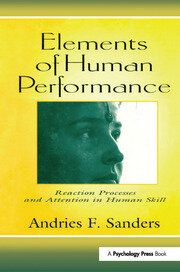 Elements of Human Performance - 1st Edition book cover