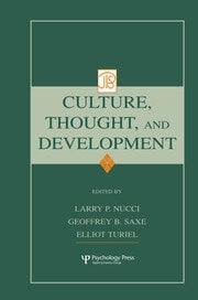 Culture, Thought, and Development