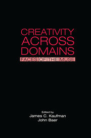 Creativity Across Domains - 1st Edition book cover