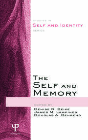 The Self and Memory - 1st Edition book cover