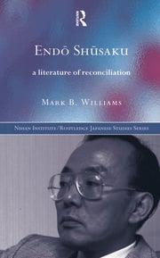 Endö Shüsaku - 1st Edition book cover