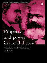 Property and Power in Social Theory - 1st Edition book cover