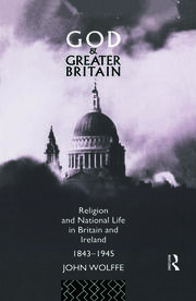 God and Greater Britain - 1st Edition book cover
