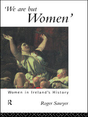 We Are But Women - 1st Edition book cover