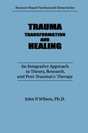 Trauma, Transformation, And Healing. - 1st Edition book cover