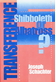 Transference - 1st Edition book cover