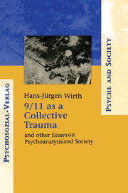 9/11 as a Collective Trauma - 1st Edition book cover