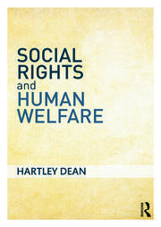 Social Rights and Human Welfare - 1st Edition book cover