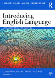 Introducing English Language - 2nd Edition book cover