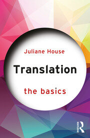 Translation: The Basics - 1st Edition book cover