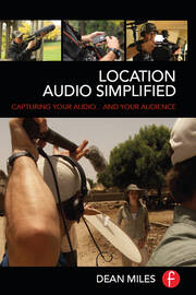 Location Audio Simplified - 1st Edition book cover