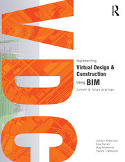 Implementing Virtual Design and Construction using BIM - 1st Edition book cover