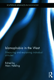 Islamophobia in the West - 1st Edition book cover