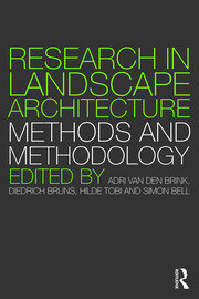 Research in Landscape Architecture - 1st Edition book cover