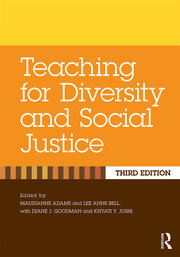 Teaching for Diversity and Social Justice - 3rd Edition book cover