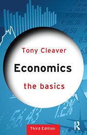 Economics: The Basics - 3rd Edition book cover