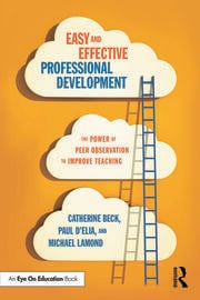 Easy and Effective Professional Development - 1st Edition book cover