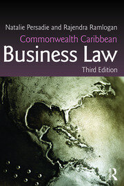 Commonwealth Caribbean Business Law - 3rd Edition book cover