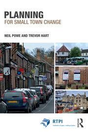 Planning for Small Town Change - 1st Edition book cover