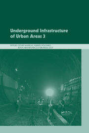 Underground Infrastructure of Urban Areas 3