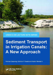Sediment Transport in Irrigation Canals: A New Approach