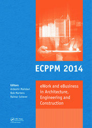 eWork and eBusiness in Architecture, Engineering and Construction: ECPPM 2014