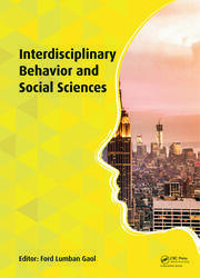 Interdisciplinary Behavior and Social Sciences: Proceedings of the 3rd International Congress on Interdisciplinary Behavior and Social Science 2014 (ICIBSoS 2014), 1–2 November 2014, Bali, Indonesia.