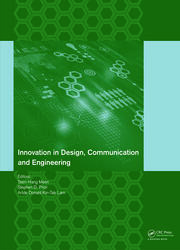 Innovation in Design, Communication and Engineering: Proceedings of the 2014 3rd International Conference on Innovation, Communication and Engineering (ICICE 2014), Guiyang, Guizhou, P.R. China, October 17-22, 2014