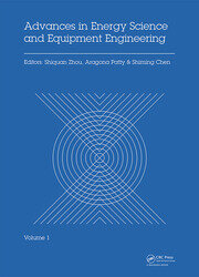 Advances in Energy Science and Equipment Engineering: Proceedings of the International Conference on Energy Equipment Science and Engineering, (ICEESE 2015), May 30-31, 2015, Guangzhou, China