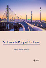 Sustainable Bridge Structures: Proceedings of the 8th New York City Bridge Conference, 24-25 August, 2015, New York City, USA