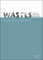 WASTES 2015 - Solutions, Treatments and Opportunities: Selected papers from the 3rd Edition of the International Conference on Wastes: Solutions, Treatments and Opportunities, Viana Do Castelo, Portugal,14-16 September 2015