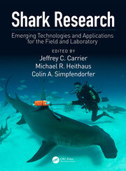 Shark Research - 1st Edition book cover