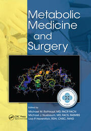 Metabolic Medicine and Surgery - 1st Edition book cover