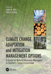 Climate Change Adaptation and Mitigation Management Options - 1st Edition book cover